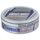 Thunder Sweet Mint Slim White Dry Portion Snus