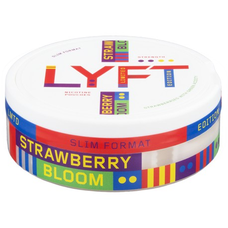 LYFT Strawberry Bloom Slim Summer Edition