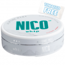NICO Whip Alpine Mint Extra Strong All White