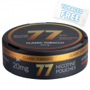 77 Classic Tobacco Extra Strong Slim
