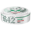 R42 Green Mint Super Strong White