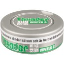 Thunder Extra Strong Wintergreen Mint Slim White Dry Snus