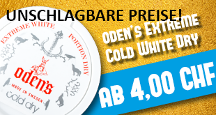 Oden's Extreme Cold White Dry ab CHF 3,49!